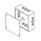 Pull - Junction Enclosure Steel Screw-On Cover 6.00 x 6.00 x 6.00