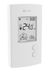 Electronic Programmable Thermostat, 2P, 120/208/240V, 15A, 5 to 30 deg C