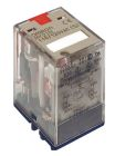 Miniature General Purpose Relay, 110/120VAC Coil, Solder Terminal, 250VAC, 125VDC, 10A, DPDT 2CO