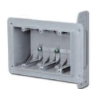 General Switch Outlet Box Plastic
