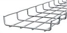Cable Basket Tray 1 in. (25 mm) Loading Depth 10 ft (3m) Long 2 in. (50 mm) Wide