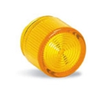 Illuminated Pushbutton and Press-Test Light Cap Red Plastic