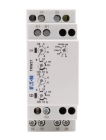 Timing Relay, 0.05 sec - 100 hr, 12-240VAC/DC, 8A, On/Off Delay, DIN Rail Mount