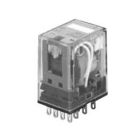 General Purpose Relay, 5A 120VAC, 4PDT