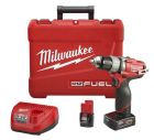 Drill/Driver Kit, Variable Speed Operation, 1/2 in. Chuck, 12V, 350 In/Lb