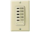 Electronic Wall Timer Off Delay 10-15-30-60 Min