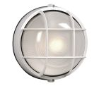 Outdoor Wall Lantern, Compact Fluorescent Lamp, 120V, 13W, Cast Aluminum Housing, HPF Ballast