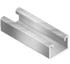 Metal Framing Channel Stainless Steel 10-ft