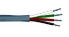 Multi-Conductor Cable, 4C, 18 AWG, Str Tinned Cu Conductor, 0.226 in. OD