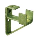 Strut Channel Bracket, 2-13/16 in. H, 5150 lb, Steel, Hot Dipped Galvanized, 2 Holes Vertical