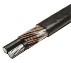 Underground Secondary Cable, AL Conductor, XLPE Insulation, 600V, 1/0-2 AWG