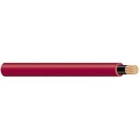 Temporary Jumper Cable, CU Conductor, EPR Insulation, 15kV, 2/0 AWG, 259-Str, Red, 0.92 in. OD