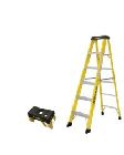 Stepladder Extra-Heavy-Duty Fiberglass