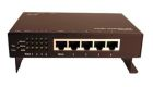 Network Router/Switch 4-Port 10/100 Mbit/s RJ45