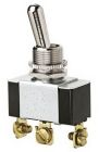 Toggle Switch SPDT On-On (maintained) 20A/125Vac 10A/250Vac 21A/14.8Vdc