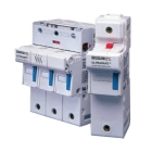 IEC 22x58 mm Modular Fuse Safety Touch Holder 100A 3P