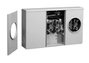 MICROELECTRIC BDC2-V Meter Sockets, Multi-Position | WESCO