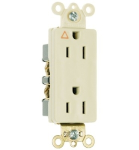 Legrand Pass Seymour Ig26262 Hgred Duplex And Single Receptacles